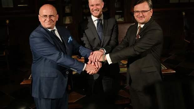 Киев цепляется за польскую соломинку