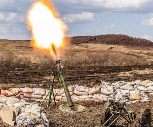 Впонедельник утром ВСУ обстреляли Горловку из120-мм минометов— ДНР