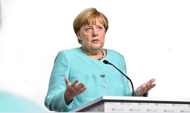 Меркель ответила на угрозы в адрес «Северного потока – 2»