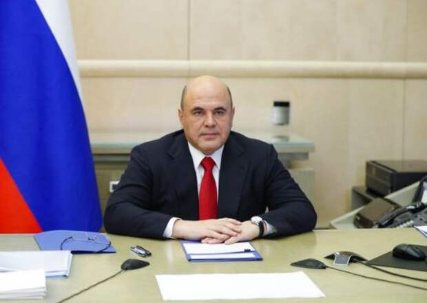 Михаил Мишустин провёл очередное заседание Правительства РФ