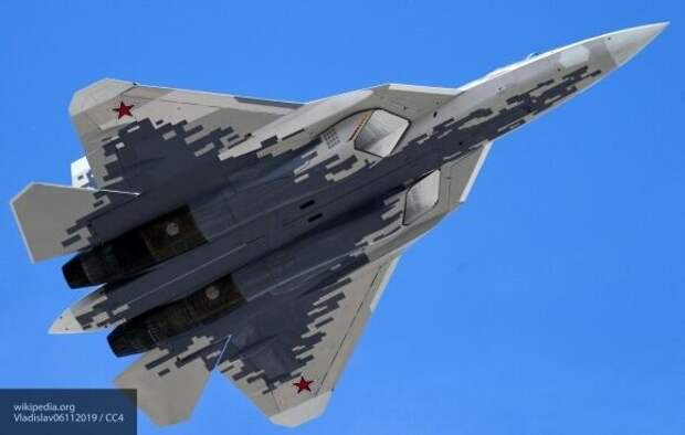 """Российский Су-57 лишил """"зрения"""" американский радар ПВО"""