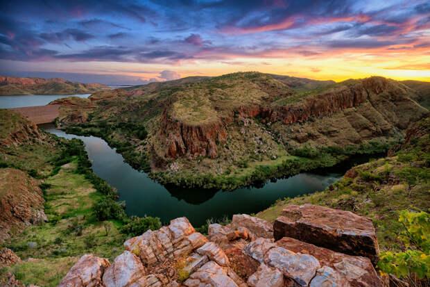 Невероятные пейзажи Западной Австралии глазами Бена Броуди