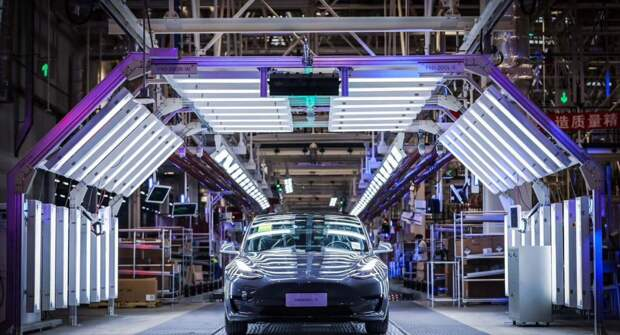 Tesla получил заказы на весь второй квартал