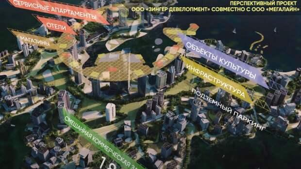 Масштабное обновление «Горской» в Петербурге начнется до 2023 года