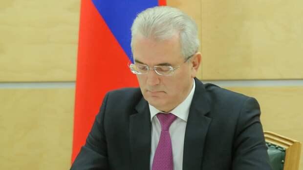 СК просит суд продлить арест для Белозерцева и остальных фигурантов по его делу