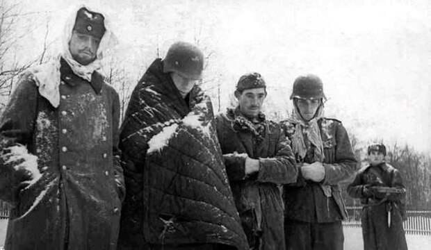 То, что вспоминала моя бабушка про конец войны — Вы просто совсем не знаете русских...