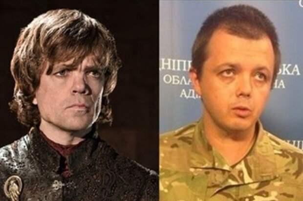 """Командира украинского батальона """"Донбасс"""" сравнивают с Тирионом Ланнистером"""