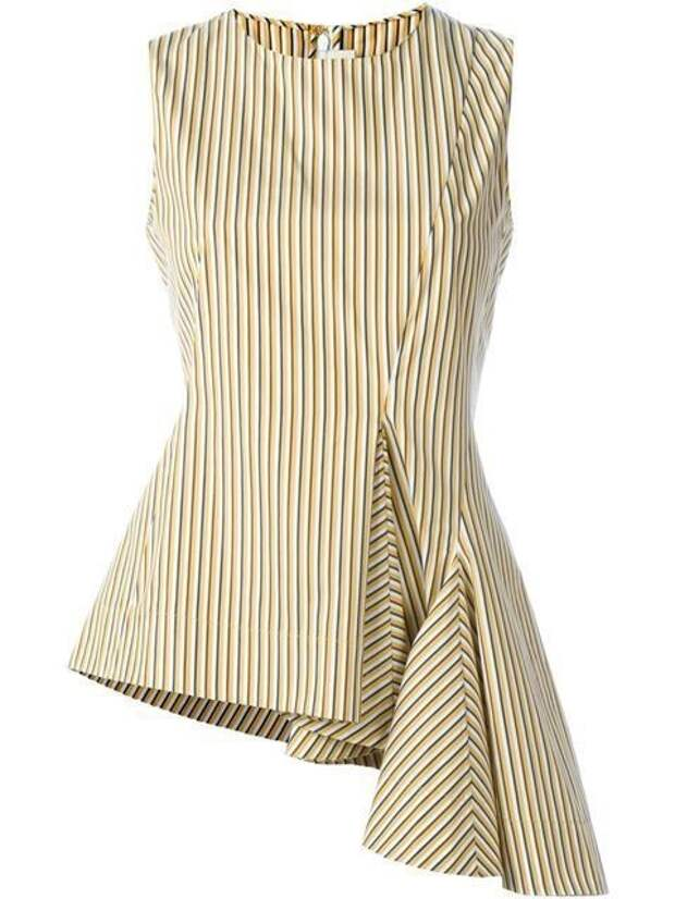 Интересные блузки (подборка)