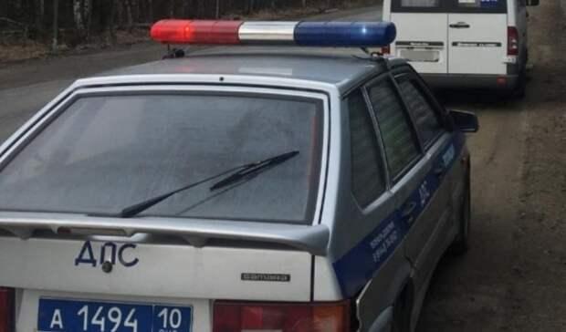 Опасный водитель автобуса потерял работу в районе Карелии