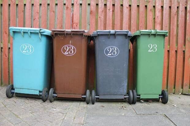 В Южнопортовом появился новый стационарный пункт раздельного сбора мусора. Фото: pixabay.com