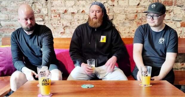 Финны презентовали пиво, изготовленное на гусином помете