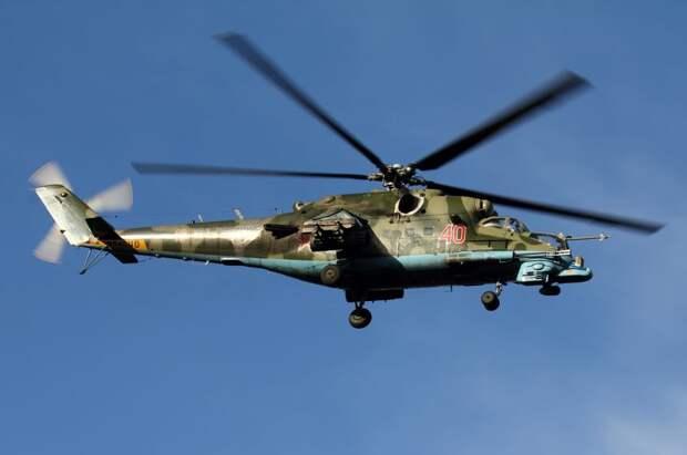 Ми-35П «Феникс»: возрождение легендарного «Крокодила»