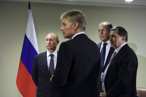 Кремль ответил на идею Лукашенко отбирать российскую нефть из трубы