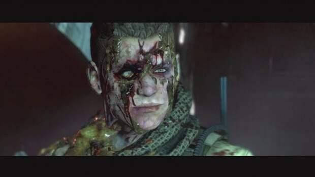 Смерть Пирса Ниванса – Resident Evil 6
