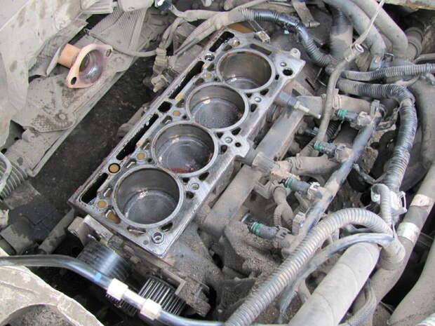 Когда необходимо проводить капитальный ремонт двигателя