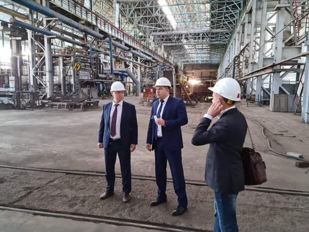 Федеральный экологический оператор и машиностроительные предприятия   Удмуртии готовы сотрудничать по нацпроекту «Экология»
