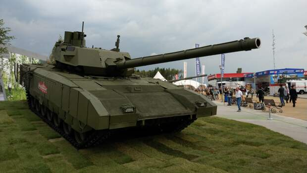 """NI: военные НАТО назвали российский танк Т-14 """"Армата"""" одной из главных угроз"""