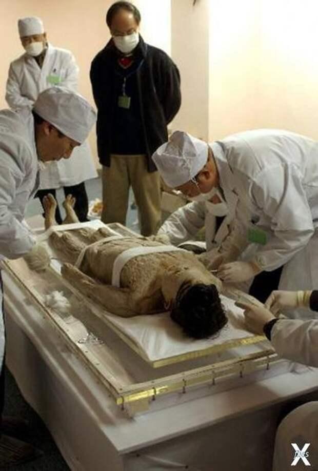 Загадка мумии Синь Чжуй
