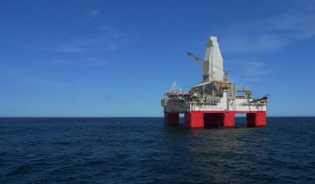 Эксплуатационные скважины бурит «Газпром флот» наЮжно-Киринском месторождении
