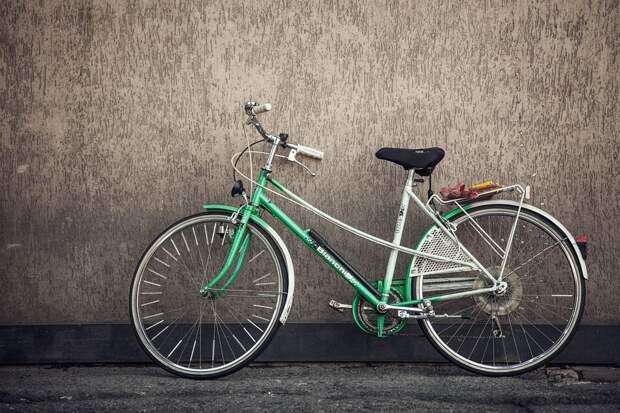 Велосипед. Фото с сайта pixabay.com