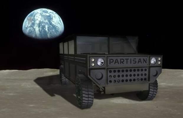 Русский инженер предложил Илону Маску собирать автомобили на Марсе