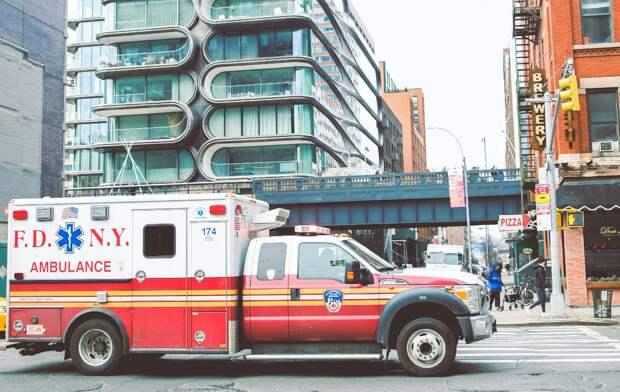 Трое погибли при наезде на пешеходов в Сан-Диего