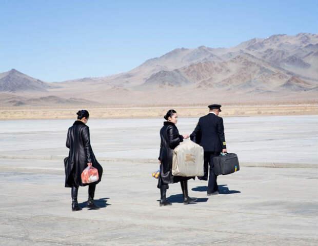 Вдалекой Монголии без переводчика