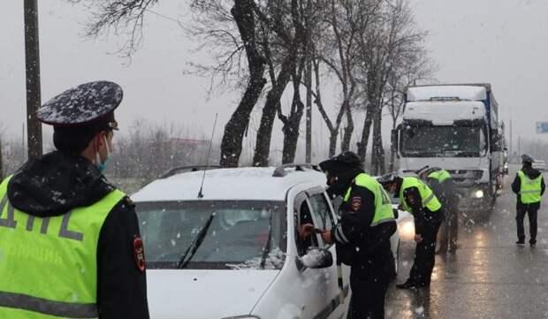 ГИБДД Адыгеи проведет массовую проверку автотранспорта 17 апреля