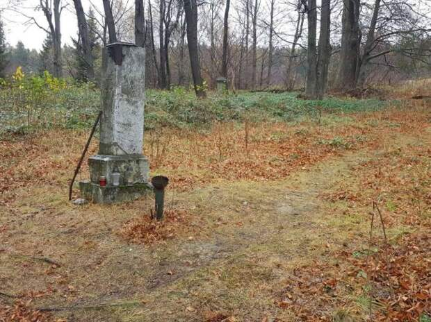 В Польше отреставрировано заброшенное кладбище советских воинов