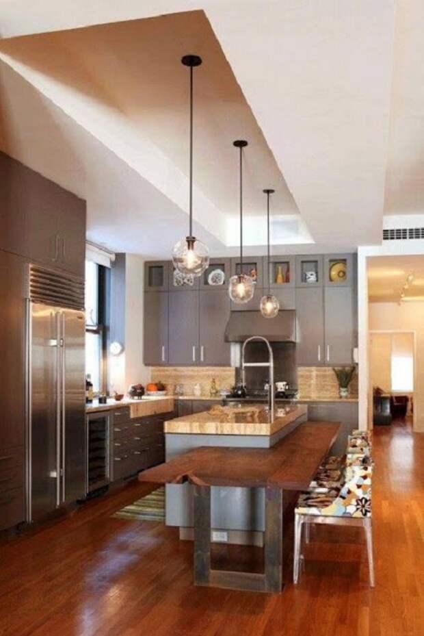 Что может быть еще прекрасней, такого чудесного оформления кухни, что точно понравится и вдохновит.