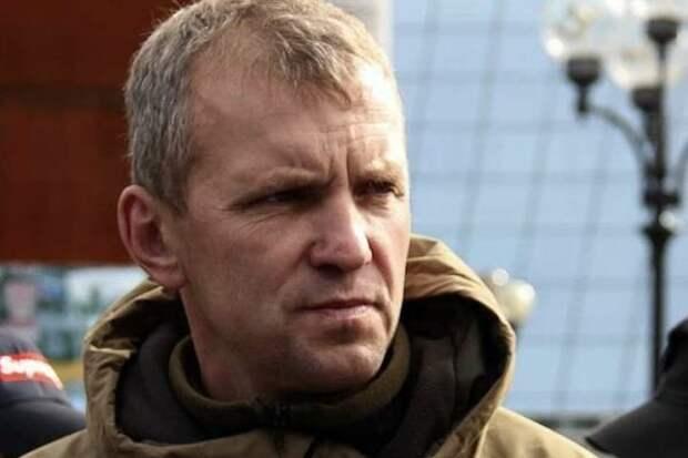 Старый боевик УНА-УНСО незнает украинского языка