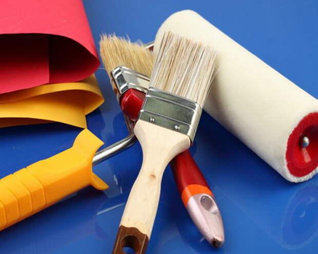 Как покрасить старые оконные рамы