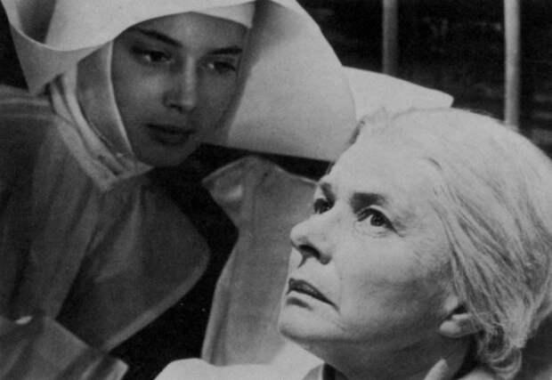Ингрид Бергман и Изабелла Росселлини. Фото / Ingrid Bergman & Isabella Rossellini. Photo