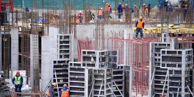 Новое здание для детской поликлиники №133 на Головинском шоссе будет готово в 2022 году