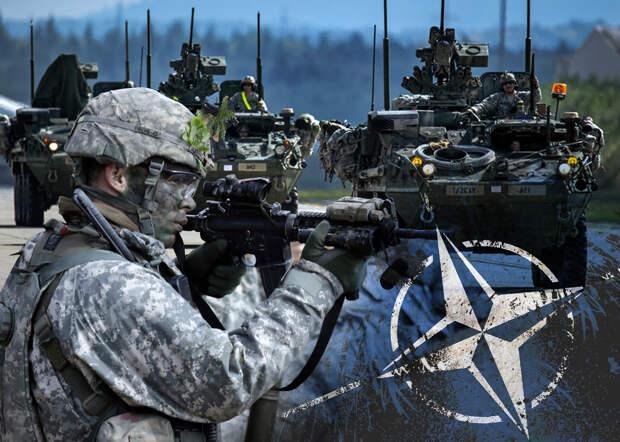 Реакция в Великобритании на высадку солдат НАТО «вблизи» Санкт-Петербурга