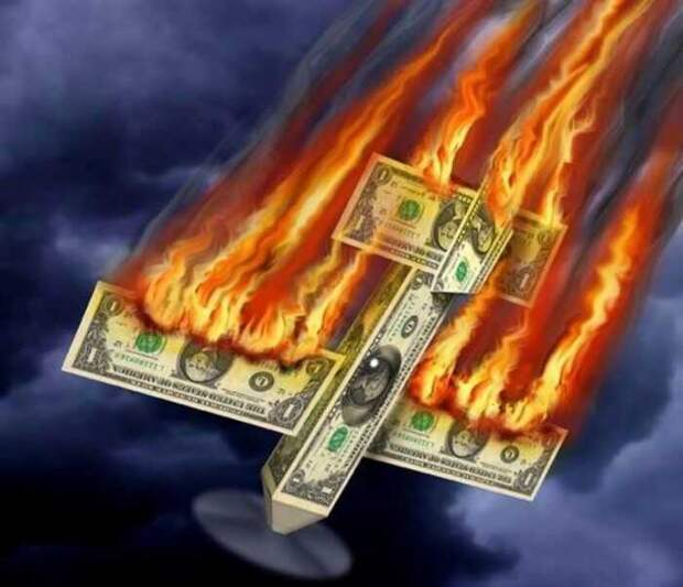 В США признали неизбежное падение доллара в 2021 году на 20%