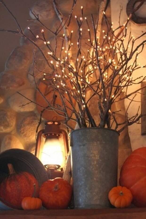 Впусти осень в свой дом