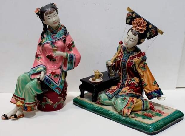 Китайские куклы из фарфора запреты, интересное, подарки, полезное, примете