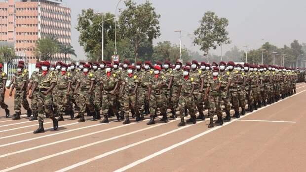 Армия ЦАР взяла под контроль населенный пункт Бакума на юго-востоке страны