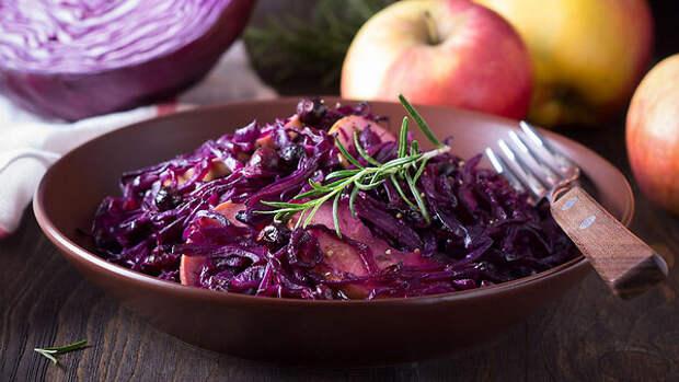 Теплый салат из капусты: рецепт вкусного и полезного блюда