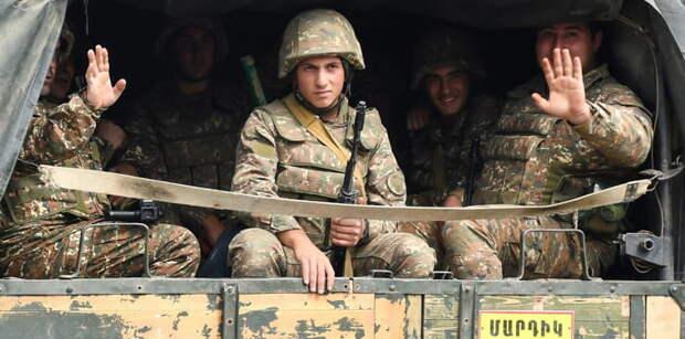 Ничего личного, просто геополитика: Карабахский опыт для Донбасса