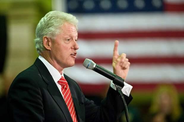 Билл Клинтон прокомментировал свой роман с Моникой Левински