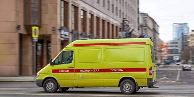 Собянин: В Москве построят шесть новых подстанций Скорой помощи. Фото: mos.ru