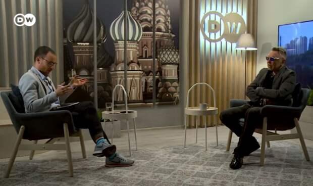 Немецкие журналисты опешили от слов Гарика Сукачёва о Путине