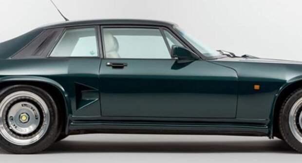 В Британии продали редкий Jaguar XJS с 7-литровым мотором