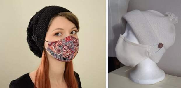 Зимний лайфхак для шапок и коронавируса