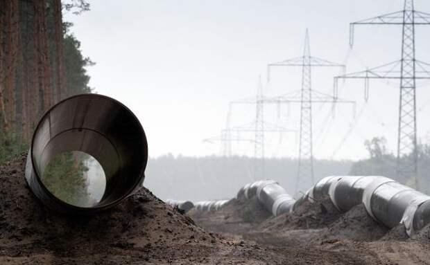 """«Потеряв """"Северный поток-2"""", Россия пойдет доконца наДонбассе»,— эксперт"""