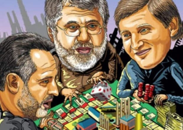 «АБВГДейка для лохов» и пересменка олигархов
