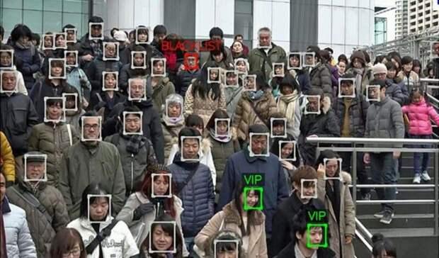 Пентагон: РФ получит от Китая технологии «цифрового концлагеря»