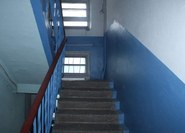 Синие и зеленые стены, а также почему в СССР красили ступеньки по краям?